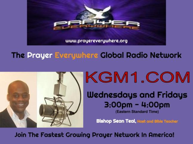 Prayer Everywhere Radio