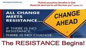 RESISTANCE PE ad