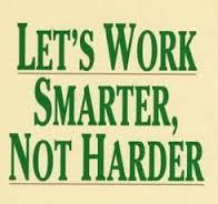 ECCL. 10 Work Smart
